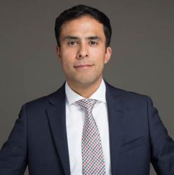 Dr. Carlos Andrés Martínez Cristancho
