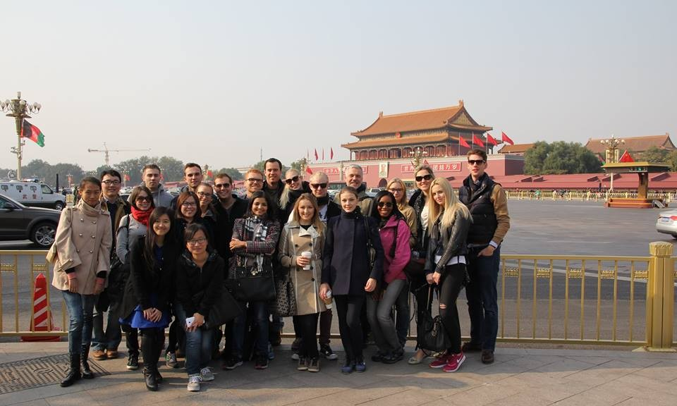 MIB Group - Tiananmen Square - Beijing