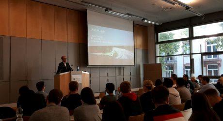 Dr. Achim Posthaus, Faculty