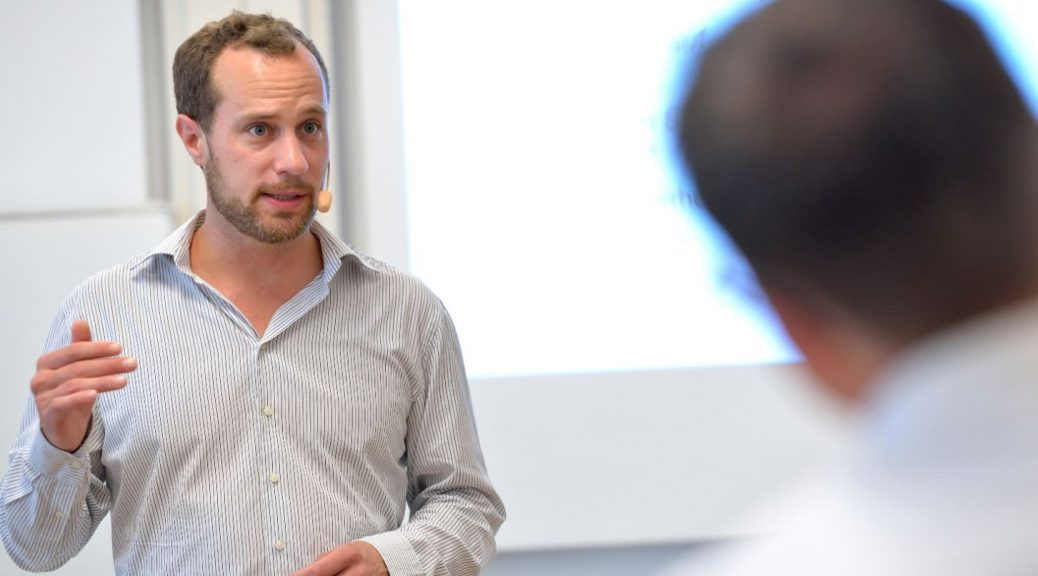 Kristoffer Trautmann, Dozent Aus- und Weiterbildung