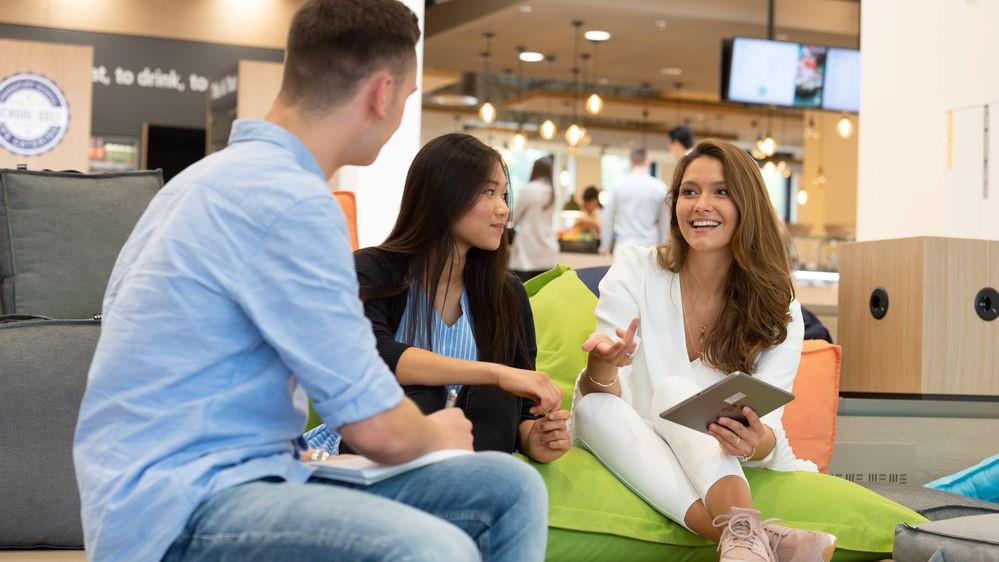 Lea Kutschera, BSc in Business Administration Class of 2022