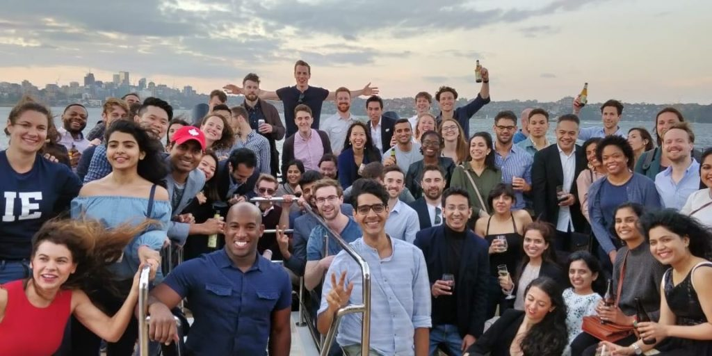 Shasha Yuan, Full-time MBA Class of 2019