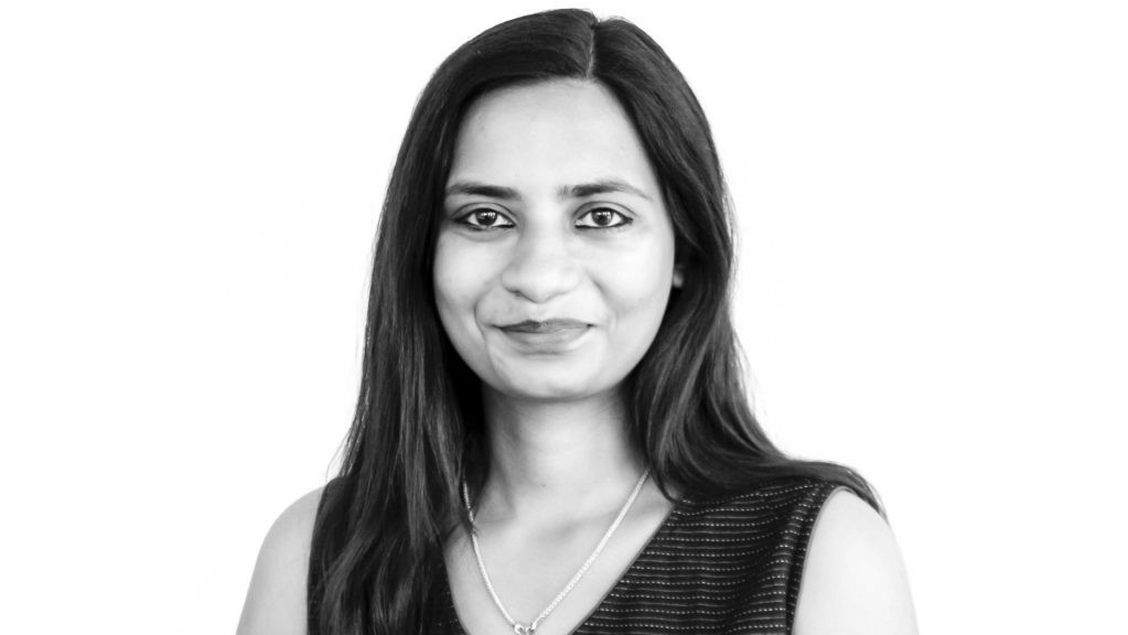 Aishwarya Gunasakeran, Full-time MBA Class of 2019