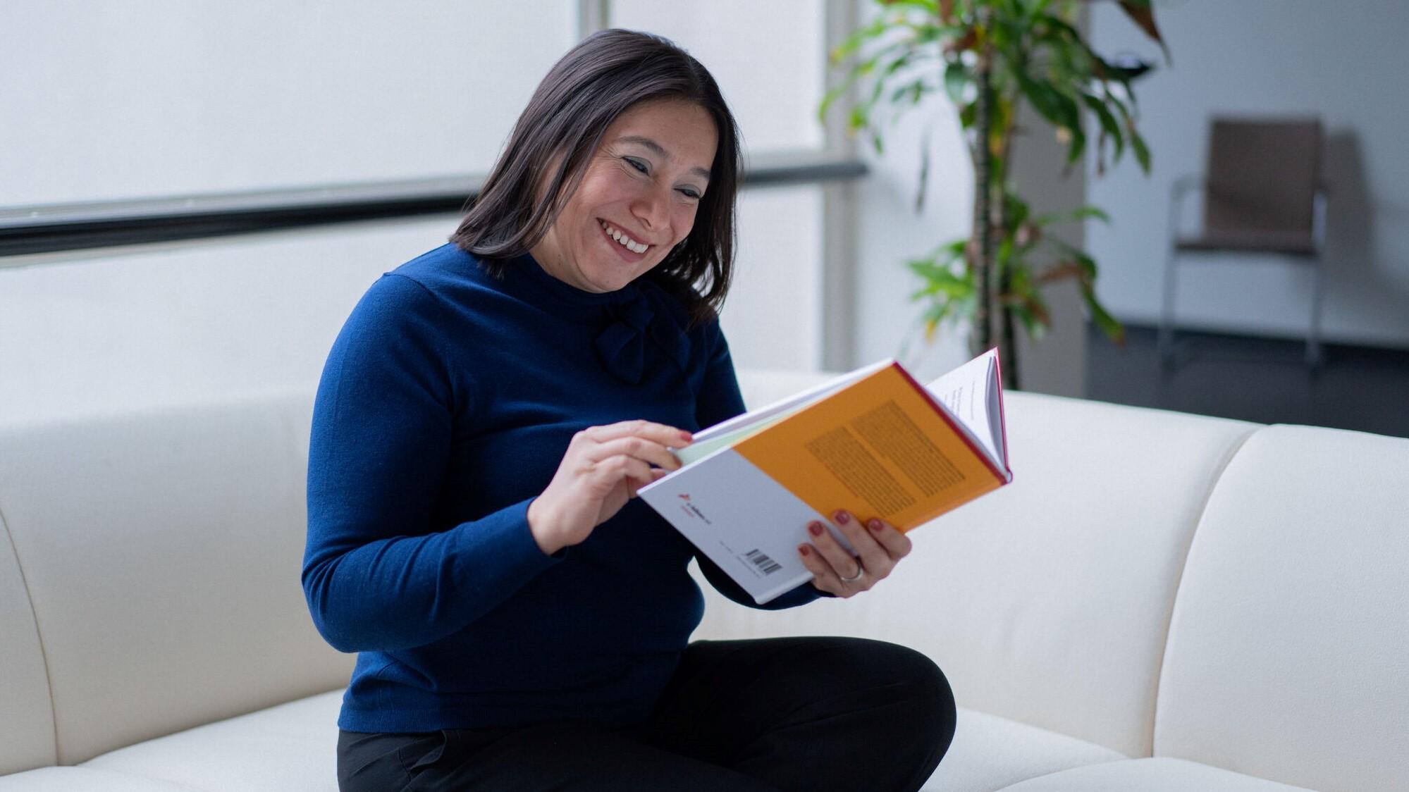 Rebeca Valdés, Executive MBA Class of 2021