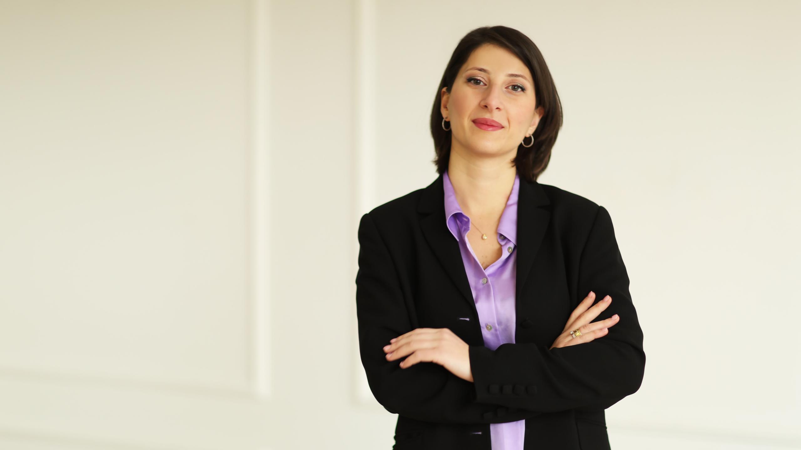 Lika Kartozia, MBA IHM Class of 2022