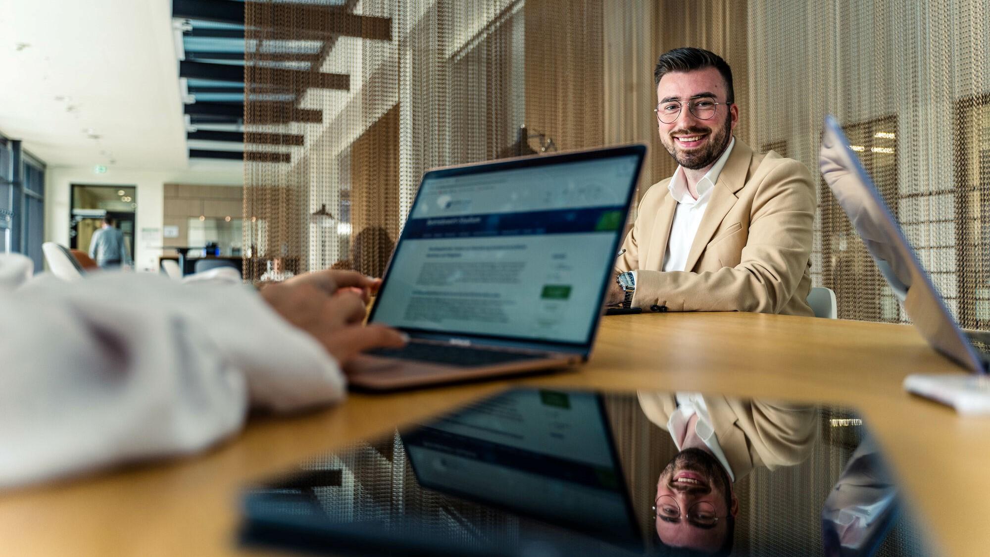 Marco Stähr, Management-Studium Class of 2021