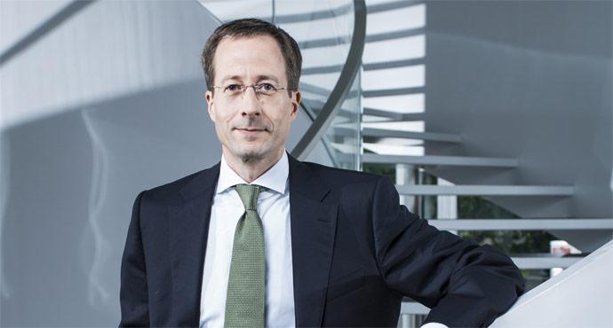 Axel Strotbeck, Finanzvorstand Audi